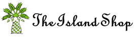 the island shop logo