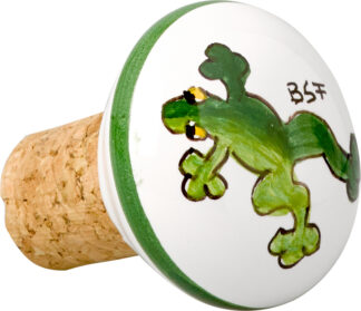 Tree Frog Wine Stopper