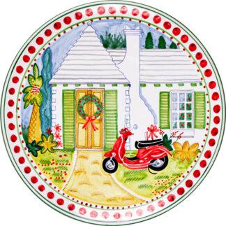 Christmas at Home Platter