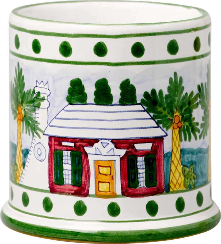 Bermuda Cottage Large Mug