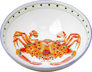 Crab Large Bowl