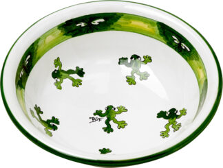 Tree Frog Soup Bowl