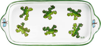 Tree Frog Large Butter Tray