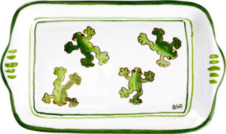 Tree Frog Small Butter Tray
