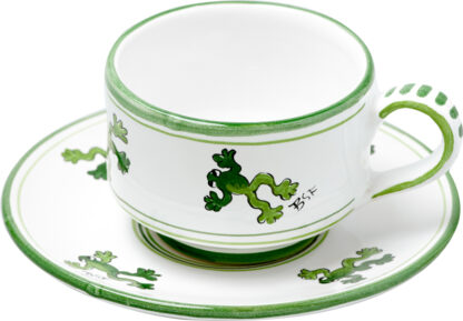 Tree Frog Cup and saucer