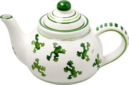 Tree Frog Teapot