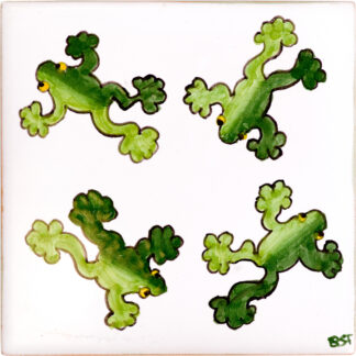 Tree Frog Small Tile