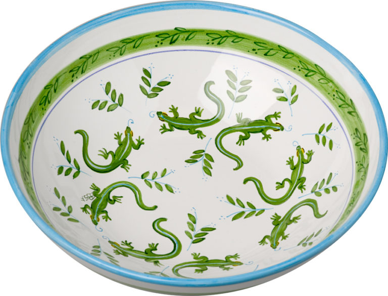 Lizard Large Bowl