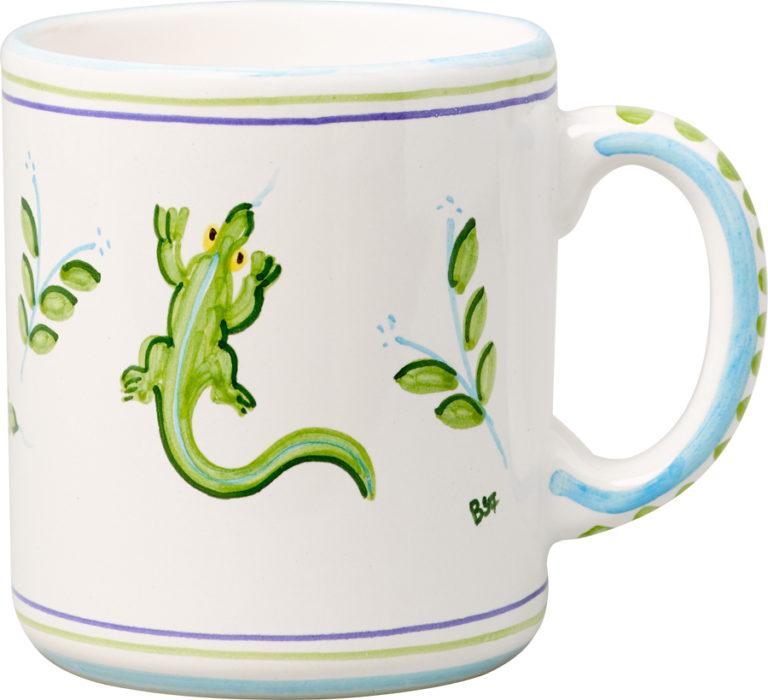 Lizard Small Mug