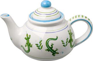 Lizard Teapot