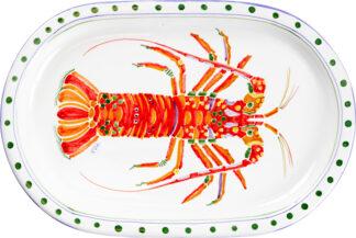 Lobster Oval Platter