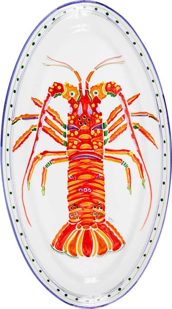 Lobster Extra Large Oval Platter
