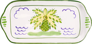 Palm Tree Large Butter Tray