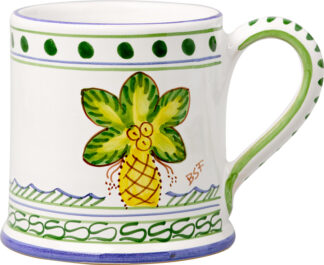 Palm Tree Large Mug