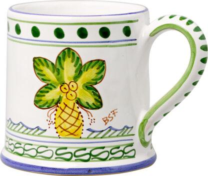 Palm Tree Large Mug