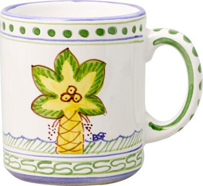 Palm Tree Small Mug