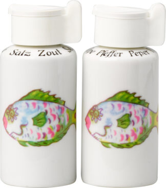 Bermuda Boquet Salt and Pepper Shakers