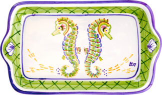 Seahorse Small Butter Tray