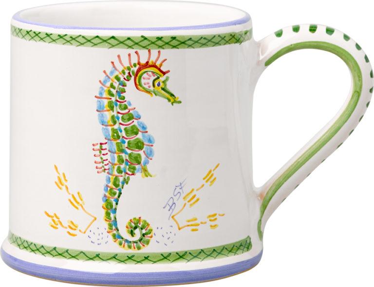 Seahorse Large Mug