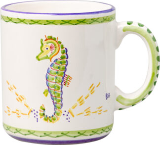 Seahorse Small Mug