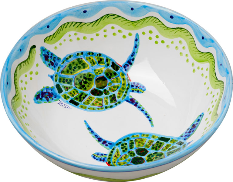 Turtle Medium Bowl