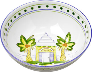 Yellow Buttery Medium Bowl