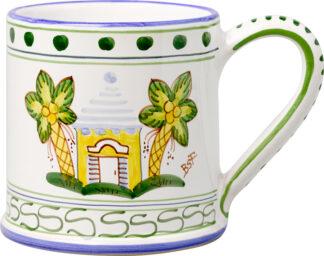 Yellow Buttery Large Mug