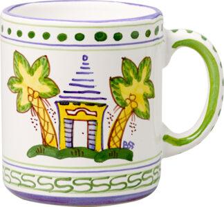 Yellow Buttery Small Mug