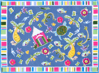 Bermuda Medley Placemat