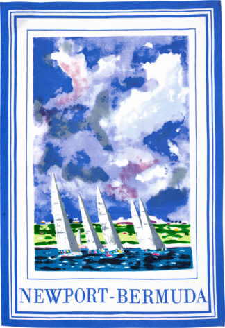 Newport Bermuda Tea Towel
