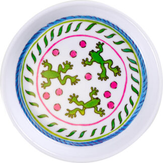 Tree Frog Set of 4 Melamine Coasters