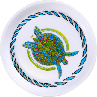 Turtle Set of 4 Melamine Coasters