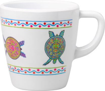 Turtle Melamine Mug