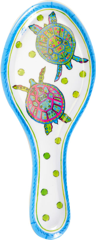 Turtle Melamine Spoon Rest