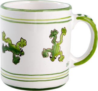 Ceramics Frog Mug Small