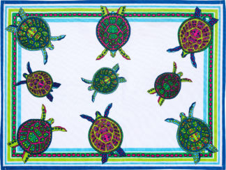 Bermuda Medley Set of 2 Pot Holders
