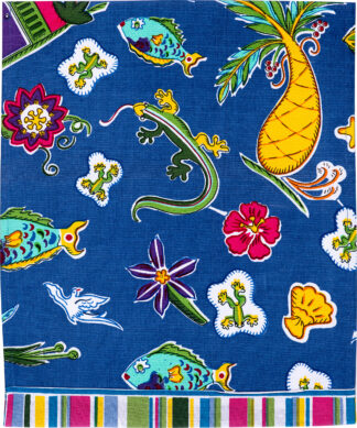 Bermuda Medley Table Runner