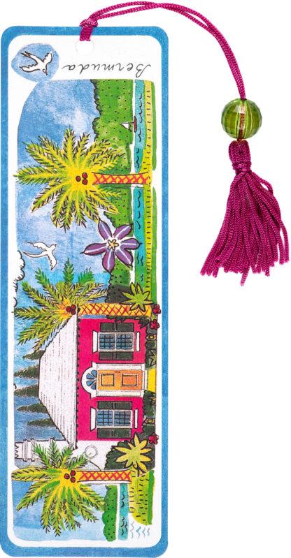 Hibiscus Lucite Tray