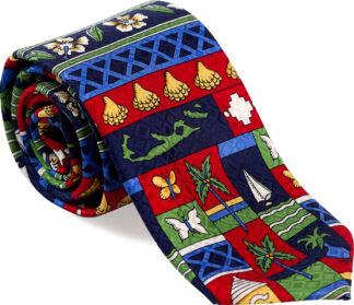 Boy's Butterfly Tie in Red