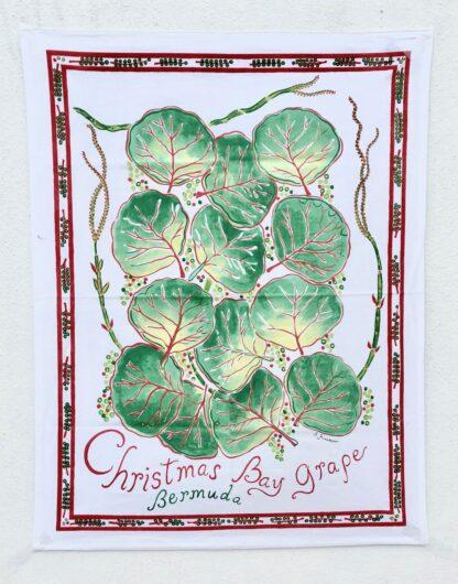 12 Days of Christmas Tea Towel