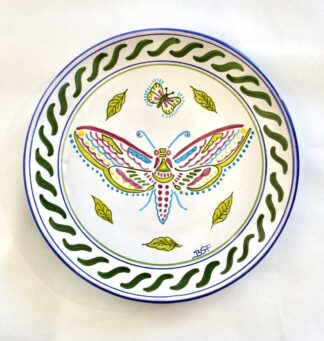 Butterfly Salad Plate (F)