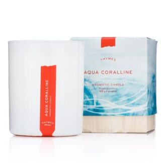 Thymes Aqua Coralline Scented Candle