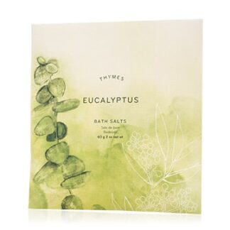 Thymes Eucalyptus Foaming Bath Saltsp