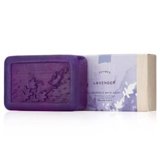 Thymes Lavender Bar Soap