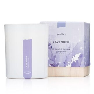 Thymes Lavender Scented Candle