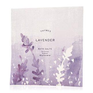 Thymes Lavender Foaming Bath Salts
