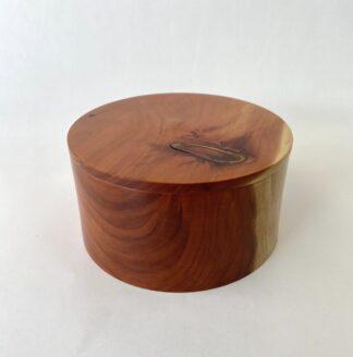 "Bermuda Cedar Box 4"""