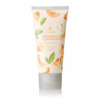 Thymes Mandarin Coriander Hard-Working Hand Cream