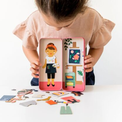 At The Studio Shine Bright Magnetic Play Set