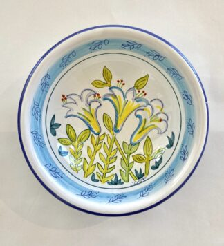 Bermuda Easter Lily Soup Bowl